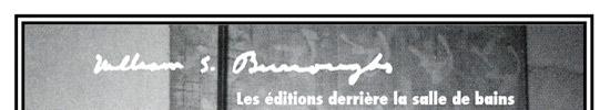 [Livre] Burroughs le dynamiteur, par Jean-Paul Gavard-Perret