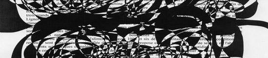 [Création] Matthieu Gosztola, POINT NOIR (Débris de tuer – recherches préliminaires)