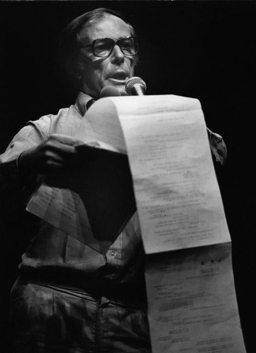 [News] Sortie du film Bernard Heidsieck, la poésie en action