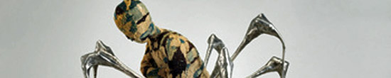 [Livre] Louise Bourgeois, L'Araignée et les tapisseries, par Jean-Paul Gavard-Perret