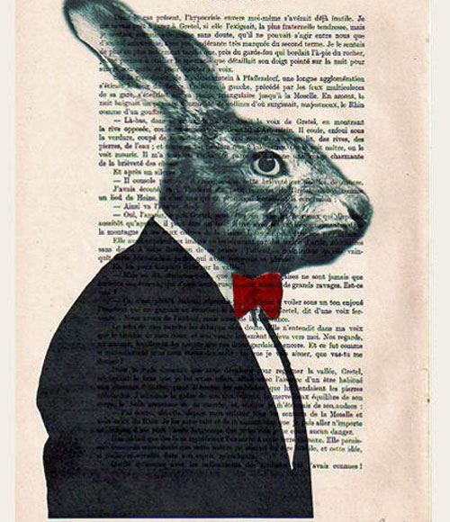 [Texte] Corinne Lovera Vitali, Monsieur Rabbit