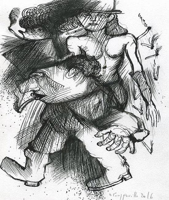 [Chronique] Gilbert Lascaut et Denis Pouppeville, Les Fumeuses fatales, par Jean-Paul Gavard-Perret