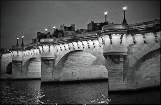 [Texte] Daniel Pozner, Ponts et quais (extrait de Paris-Manuel 2/2)