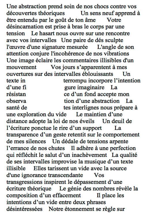 [Chronique] Philippe Jaffeux, Entre, par Christophe Stolowicki