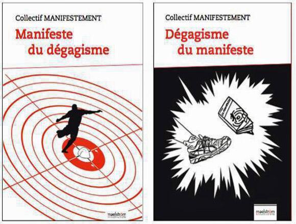 [Chronique] Manifestons : dégageons !, par Fabrice Thumerel
