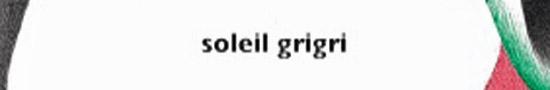 [Chronique] Gilles Weinzaepflen, Soleil Grigri, par Jean-Paul Gavard-Perret