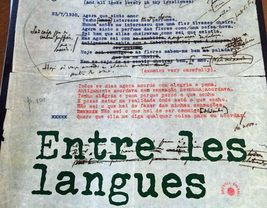 [News] Colloque international ENS : les écritures du JE dans la langue de l'exil