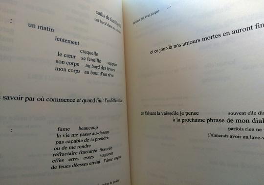 [Chronique] Silvia Marzocchi, Scènes d'intérieur, par Christophe Stolowicki