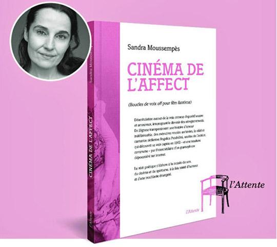[Chronique] Sandra Moussempès, Cinéma de l'affect, par François Crosnier