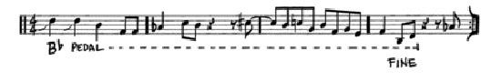 [Texte] Philippe Jaffeux, Ornette Coleman (extrait de Pages)
