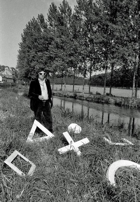 [Texte] Joël Hubaut, ÉpidémiK (8)