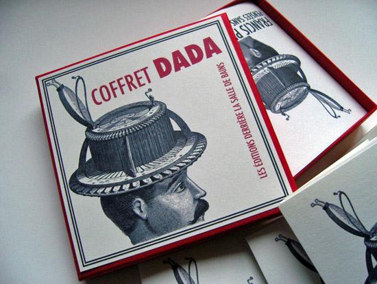 [Chronique] Coffret Dada, par Jean-Paul Gavard-Perret