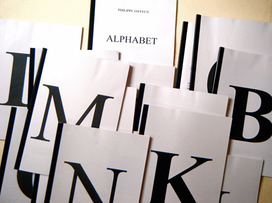 [Livre - chronique] Philippe Jaffeux, Alphabet de A à M, par Jean-Paul Gavard-Perret