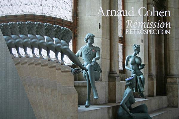 [Chronique - news] Expositions Arnaud Cohen, par Jean-Paul Gavard-Perret