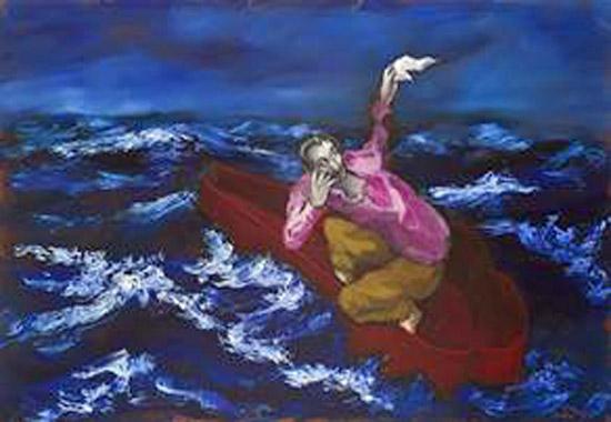 [Chronique - news] Hypothèses sur la peinture (Gérard Garouste à la Fondation Maeght), par Jean-Paul Gavard-Perret