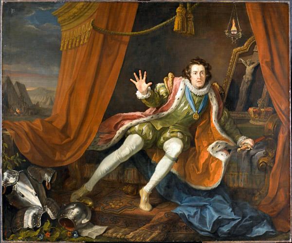 [Chronique] Matthieu Gosztola, Mettre en scène Richard III (Littérature et théâtre 3/6)