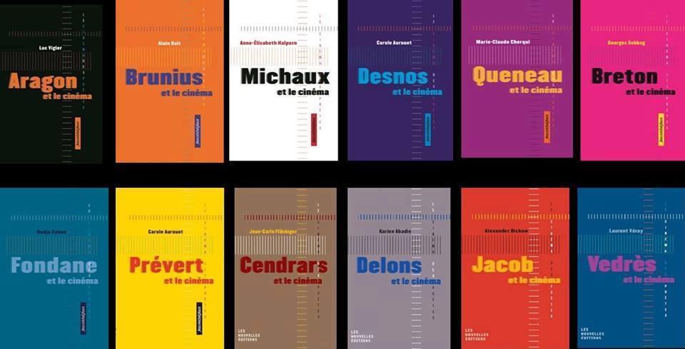 [Chronique] Le cinéma des poètes (collection), par Fabrice Thumerel