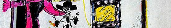 [Chronique] Jacques Cauda, L'Amour, la Jeunesse, la Peinture, par Guillaume Basquin