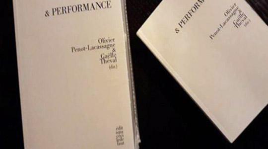 [News] Poésie et performance aujourd'hui