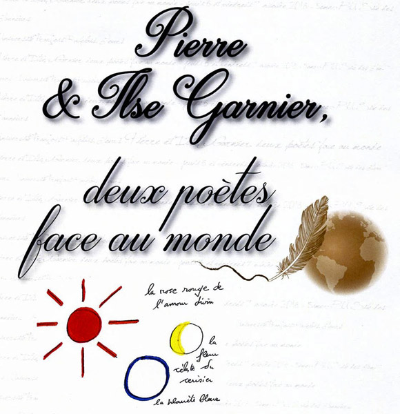 [Chronique] Ilse et Pierre Garnier - deux poètes face au monde, par Jean-Paul Gavard-Perret