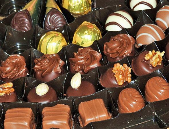 [Texte] Christophe Esnault, Working class chocolates