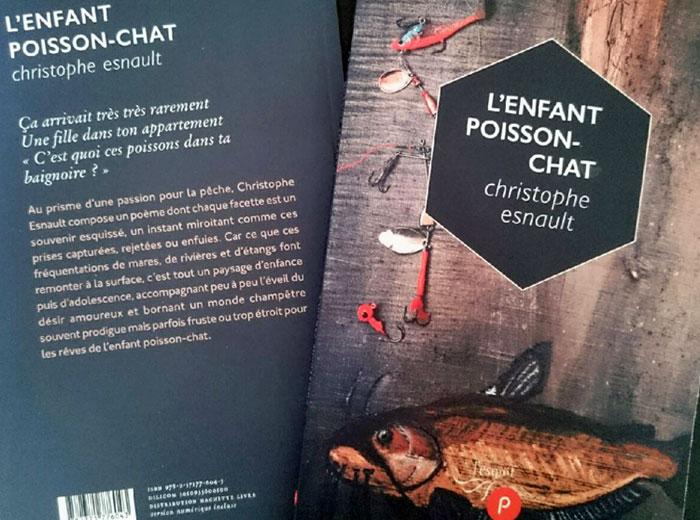 [Chronique] Jean-Paul Gavard-Perret, Poisson roucoule (à propos de Christophe Esnault, L'Enfant poisson-chat)